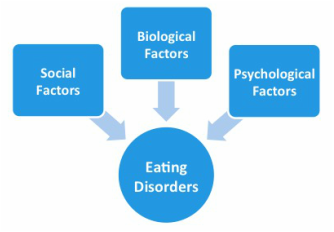 graph of factors that affect eating disorders