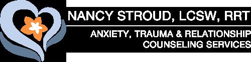 Nancy Stroud, LCSW, RRT Logo