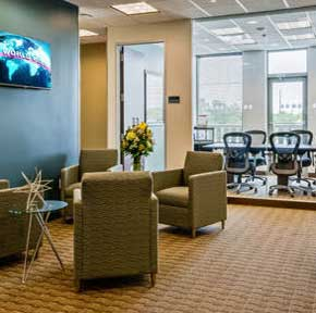 Lobby 2717 Commercial Center Blvd Suite E200 Katy, TX 77494
